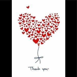 Thank you everyone ❣️